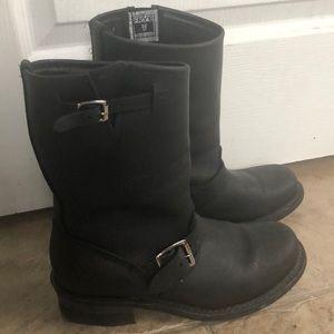 Frye Vanessa boots